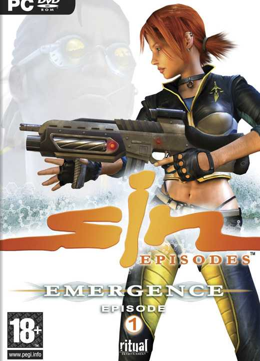 SiN Episode 1: Emergence
