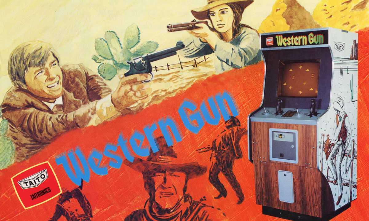 Western Gun