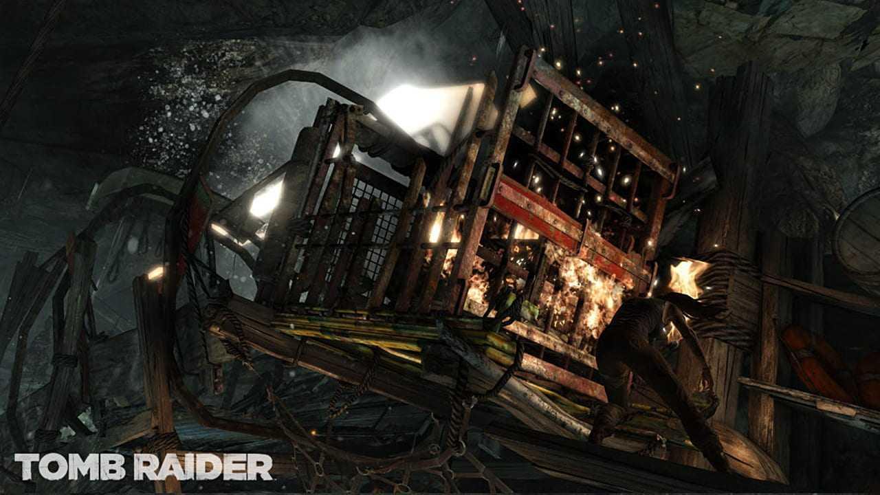 Tomb Raider 2013 Reviews News Descriptions Walkthrough And