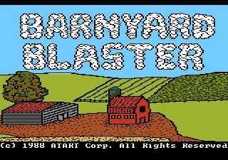 Barnyard Blaster