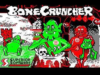 Bone Cruncher