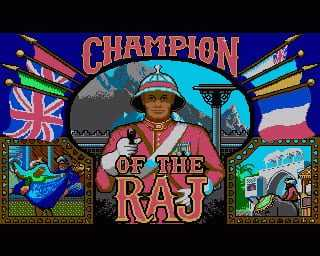 Champion of the Raj