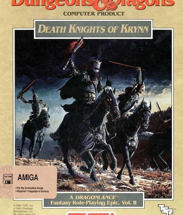 Death Knights of Krynn