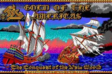 Gold of the Americas: The Conquest of the New World