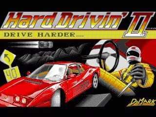 Hard Drivin' II: Drive Harder