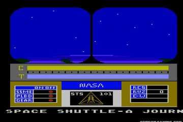 Space Shuttle: A Journey Into Space