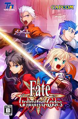 Fate/unlimited codes