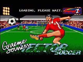 Graeme Souness Vector Soccer