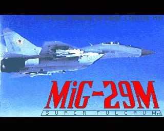 MiG-29M Super Fulcrum