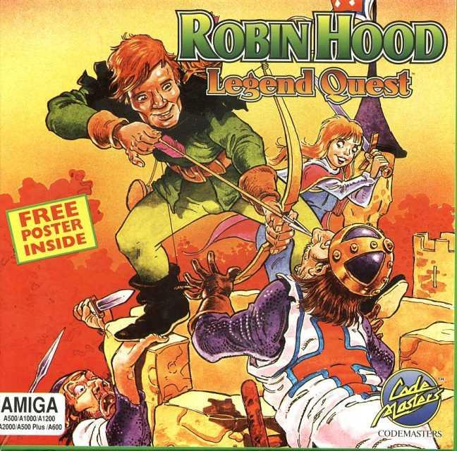 Robin Hood: Legend Quest