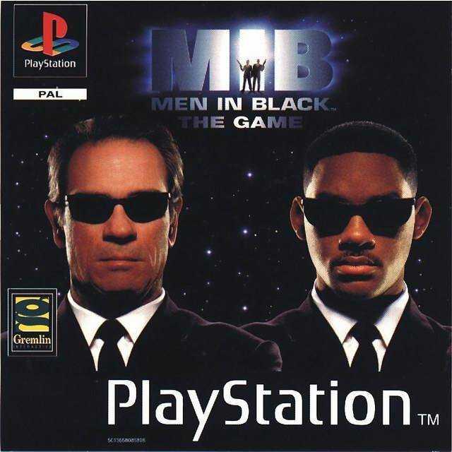 Men in Black: The Game