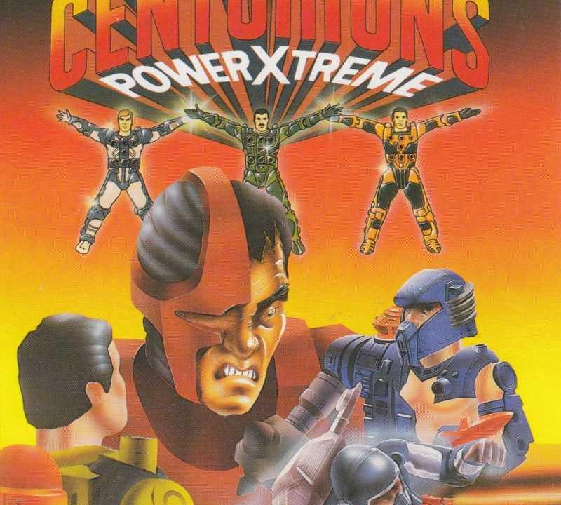 Centurions: Power X Treme