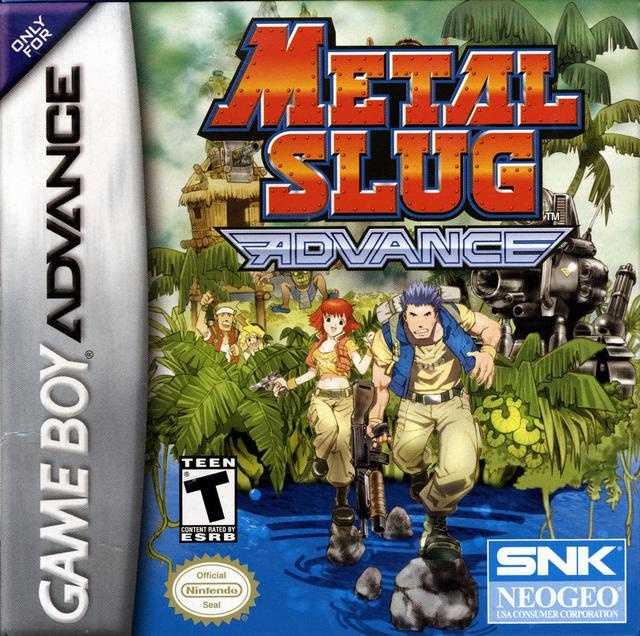 Metal Slug Advance