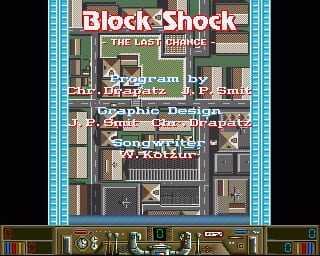 Block Shock: The Last Chance