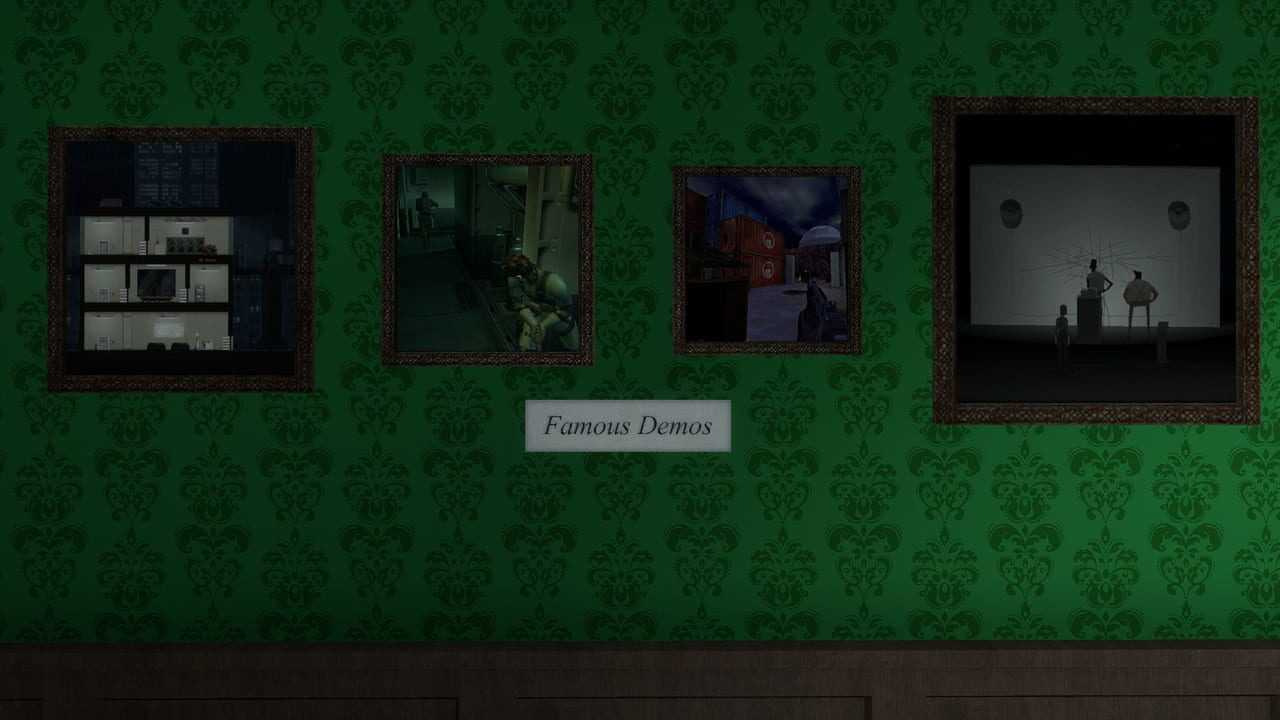 The Stanley Parable Demonstration