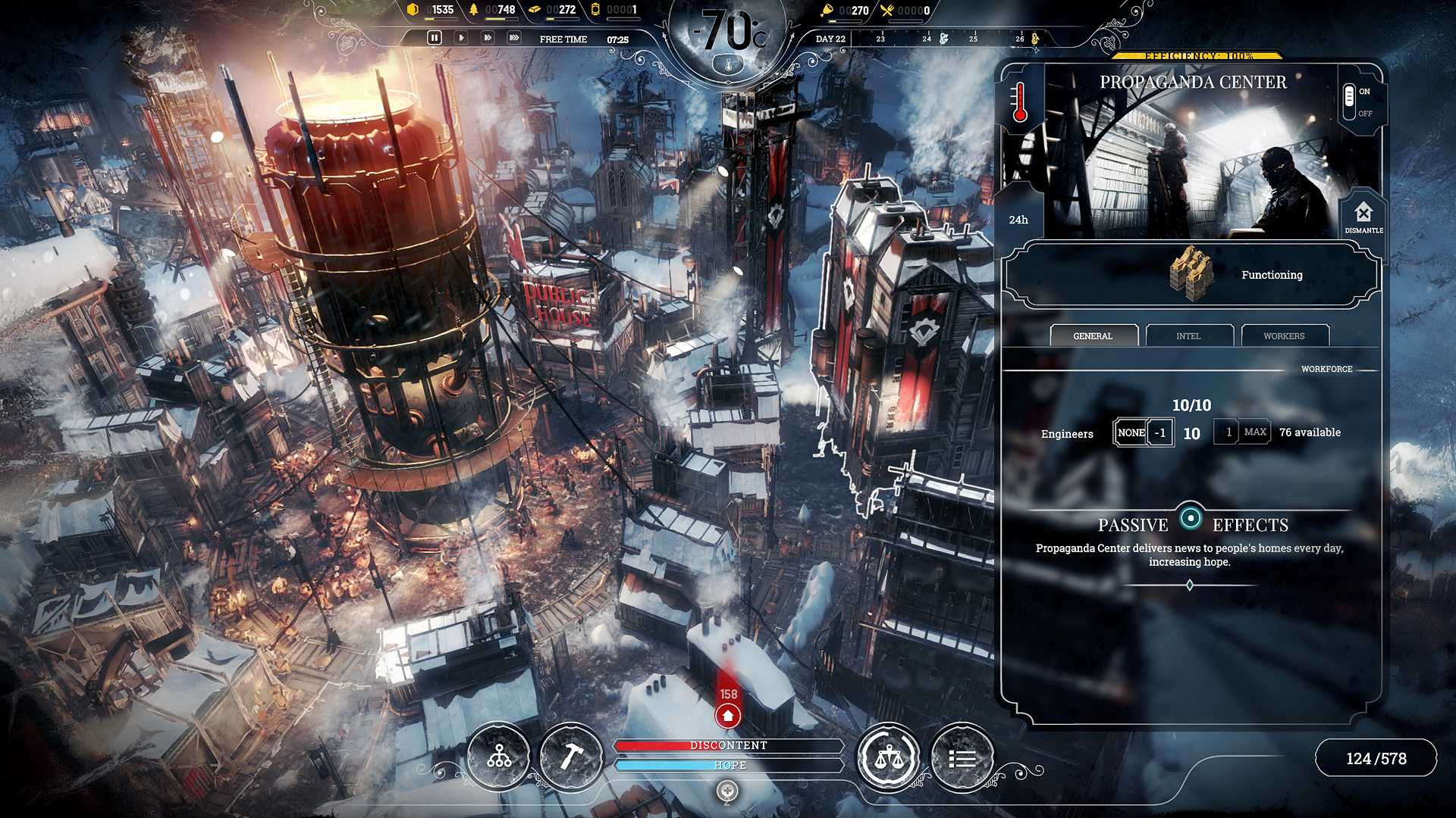Frostpunk Review: Damned If You Do, Damned If You Don't