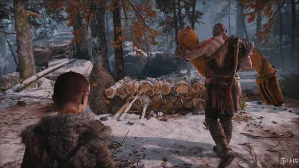《戰神4》評測:謝謝妳讓我們玩到如此優秀的戰神