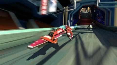 Wipeout HD Reviews, News, Descriptions, Walkthrough and System