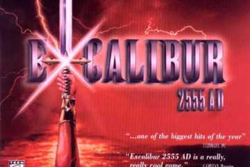 Excalibur 2555 A.D.