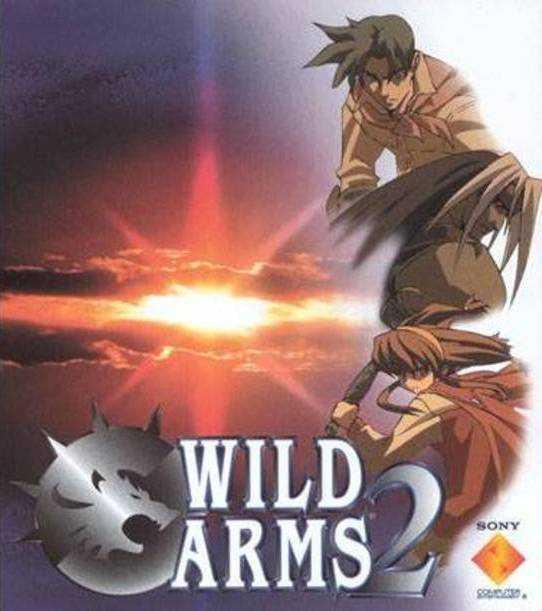 Wild Arms 2
