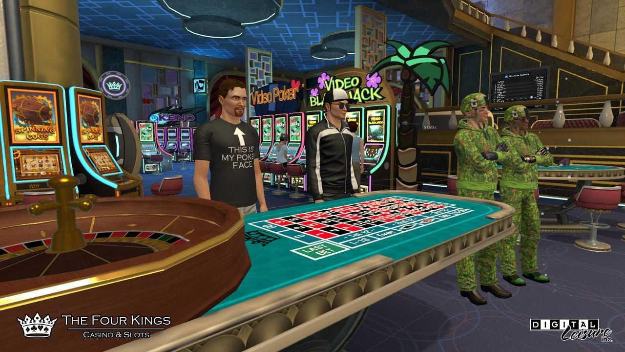 king slots casino