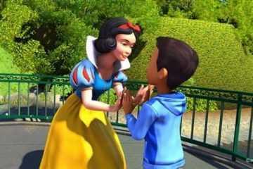Kinect Disneyland Adventures