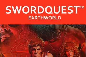 Swordquest: Earthworld