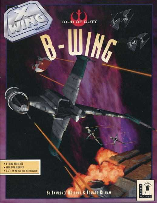 Star Wars: X-Wing Tour of Duty - B-Wing