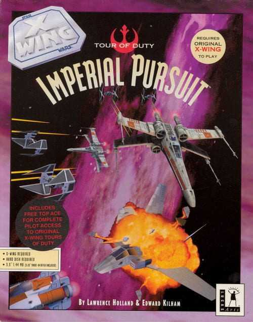 Star Wars: X-Wing Tour of Duty - Imperial Pursuit