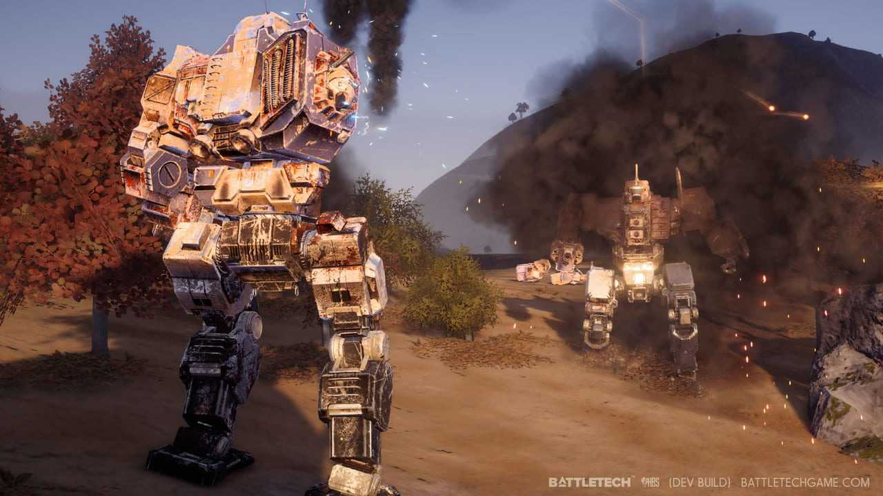 BattleTech Reviews, News, Descriptions, Walkthrough and System