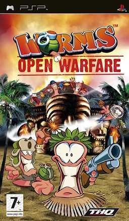 Worms: Open Warfare