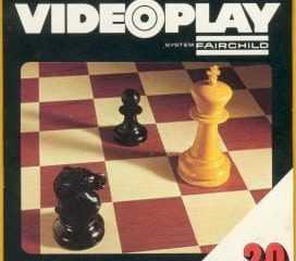 Videocart 20 - Schach
