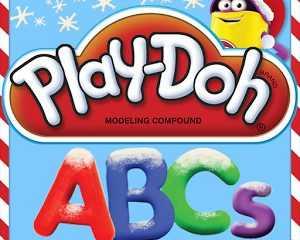 Play-Doh Create ABCs