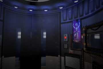 Five Nights at Freddy's: Sister Location