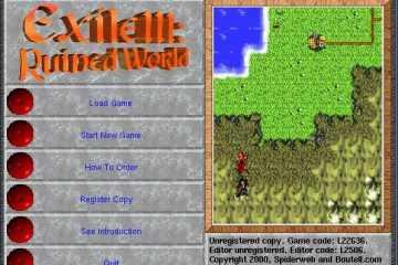 Exile III: Ruined World