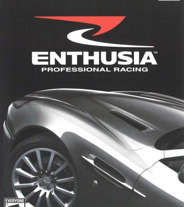 Enthusia: Professional Racing