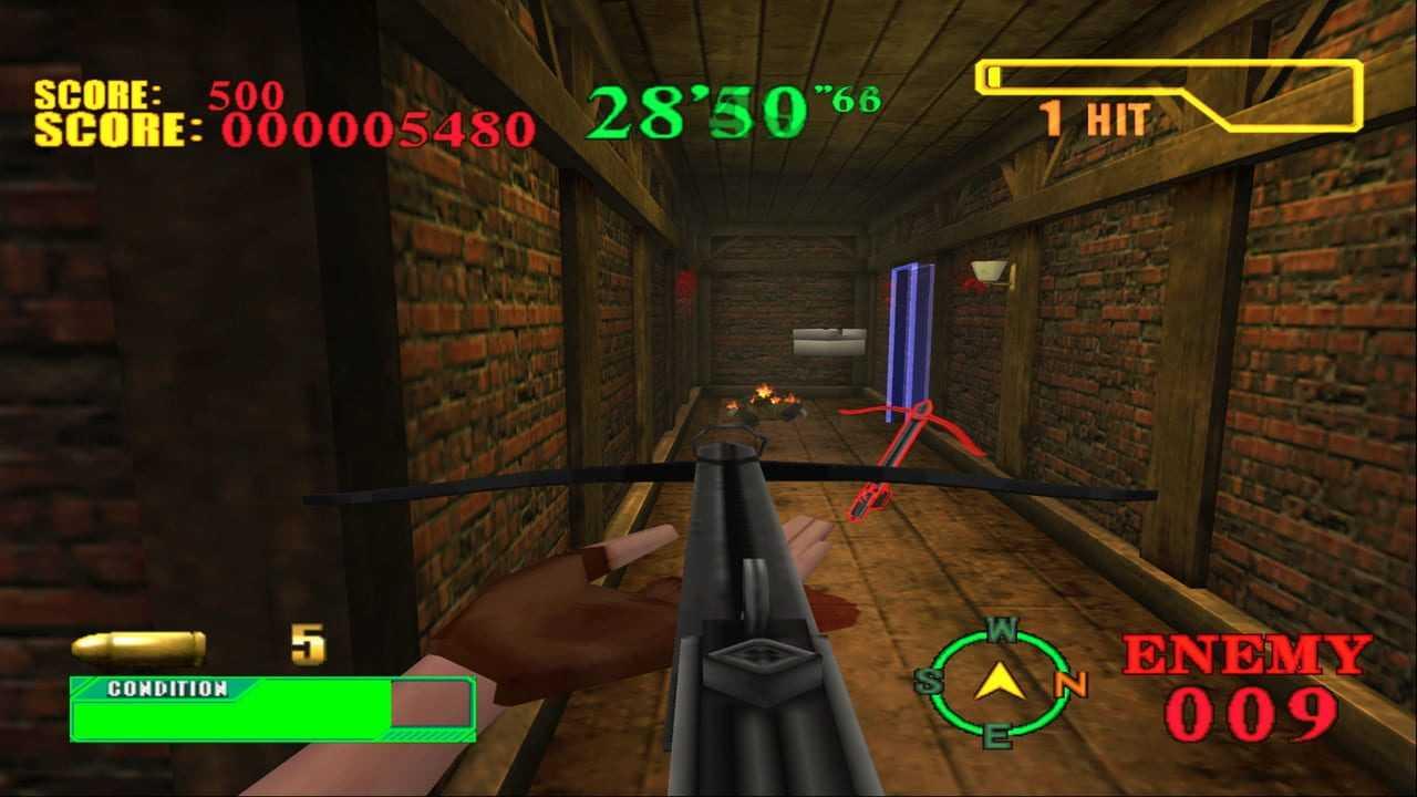 Resident Evil Survivor 2 Code: Veronica