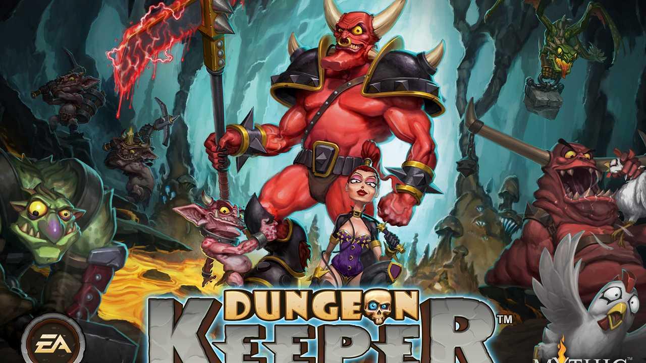Dungeon Keeper
