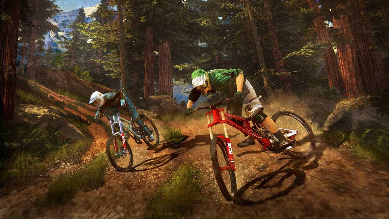 MotionSports: Adrenaline