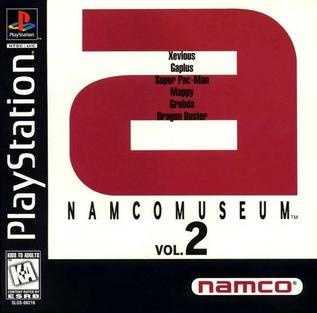 Namco Museum Vol. 2