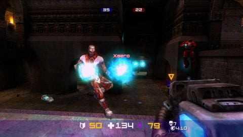 Quake Arena Arcade