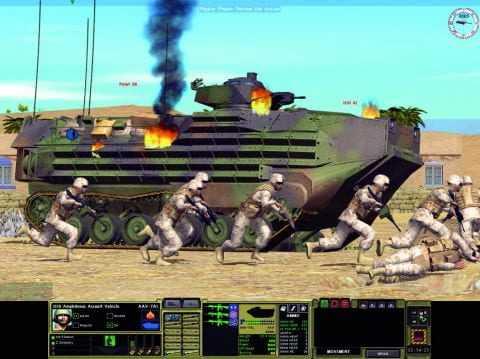Combat Mission Shock Force: Marines