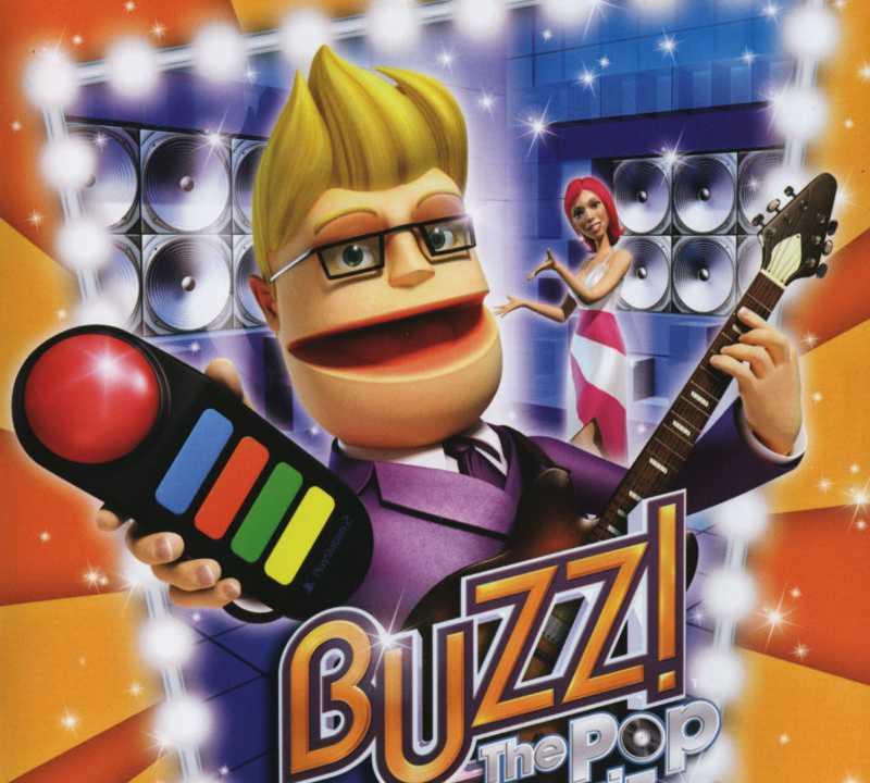 Buzz!: Pop Quiz