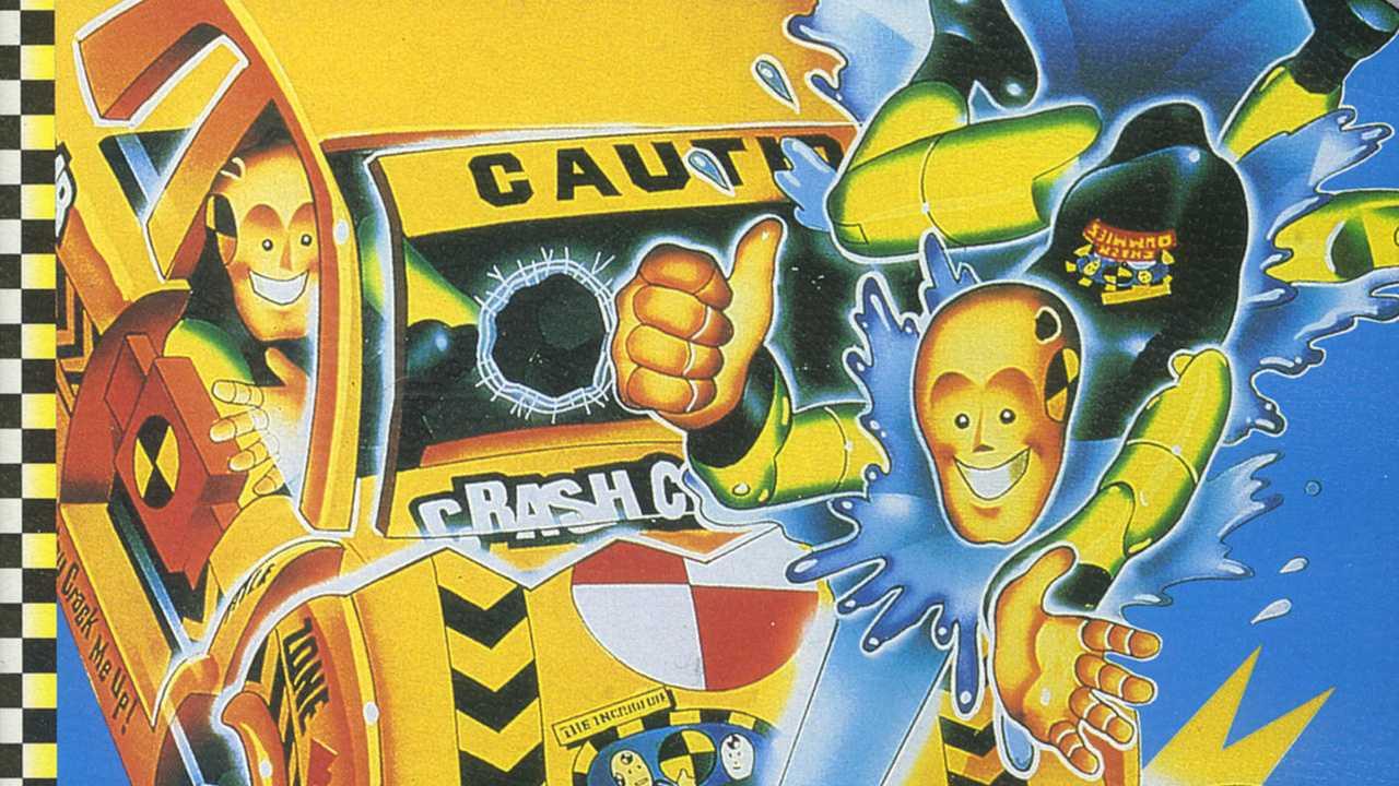 The Incredible Crash Dummies