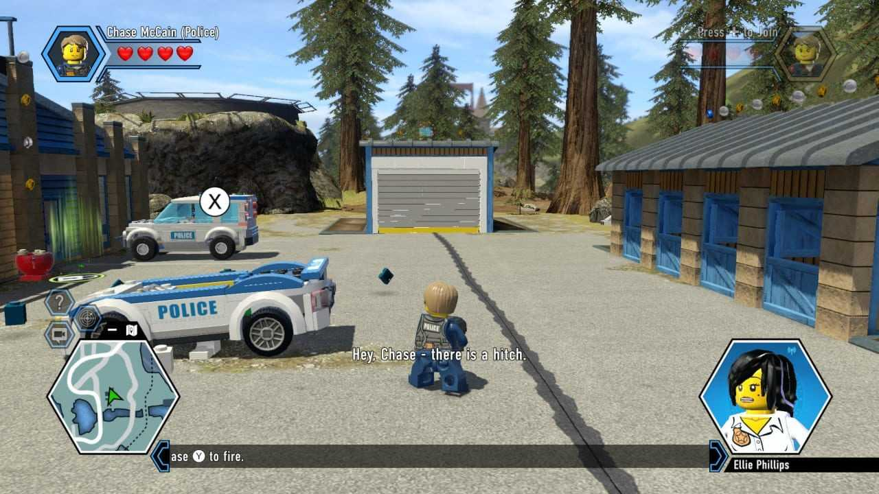 Lego City Undercover Reviews News Descriptions Walkthrough And System Requirements Game Database Sockscap64