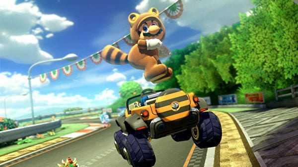 Mario Kart 8: DLC Pack One