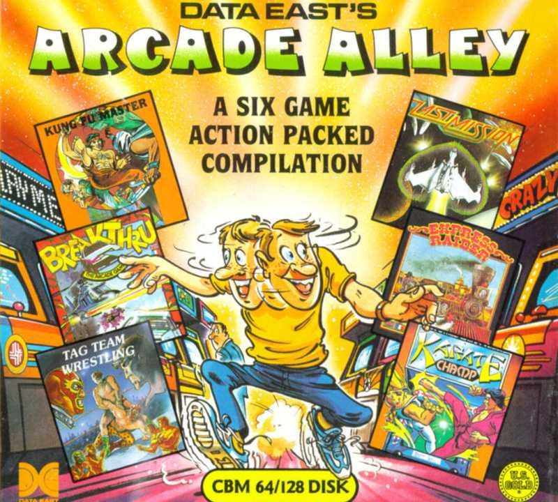 Konami 80's Arcade Gallery