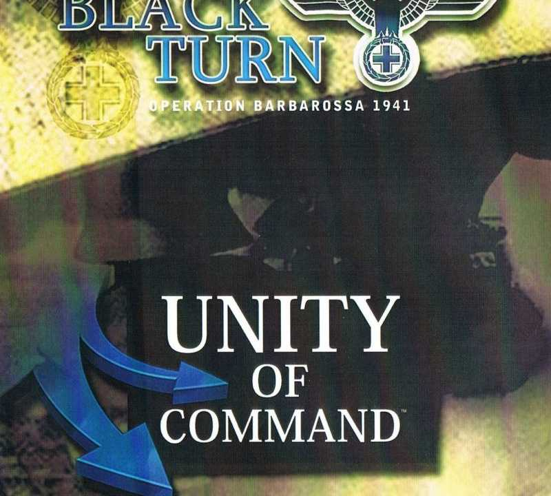 Black Turn: Operation Barbarossa 1941