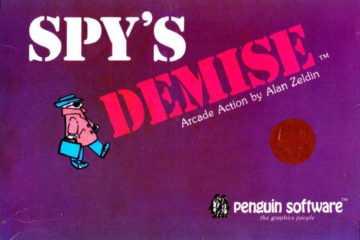 Spy's Demise