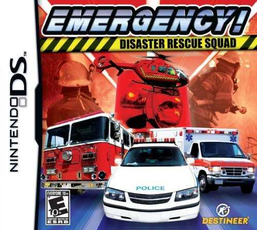 Emergency: Rescue Disaster Squad